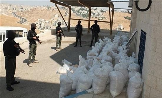 ميليشيا حزب الله متورطة في تهريب المخدرات إلى الأردن