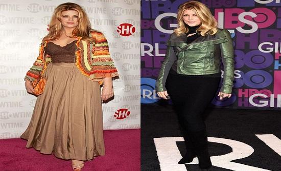 صور صادمة : مشاهير لن تتخيل أنهم كانوا من أصحاب الوزن الزائد يوماً