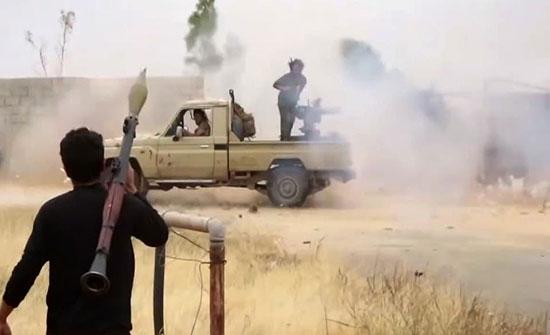بالفيديو : تصفية أسرى للجيش الليبي في غريان.. وحفتر يتوعد الوفاق