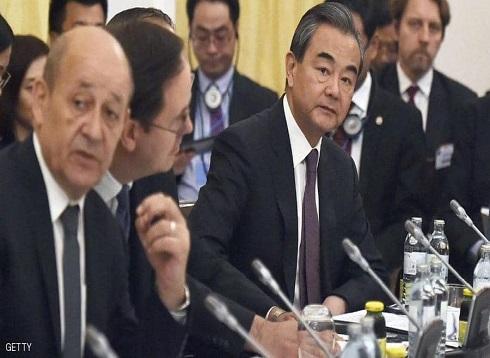 الصين ستواصل شراء النفط الإيراني.. وواشنطن تلوح بالعقوبات