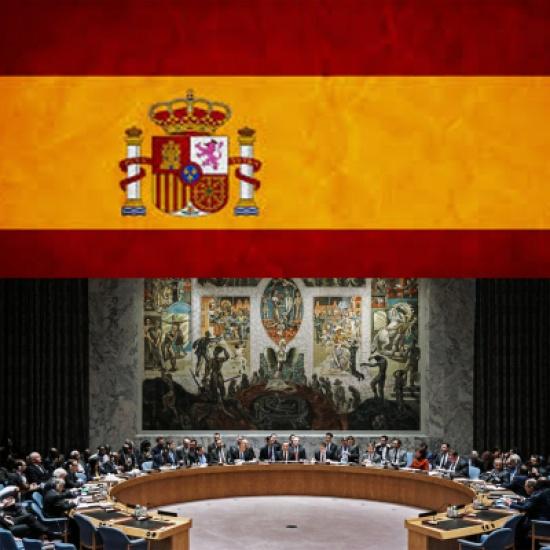 اسبانيا تتسلم رئاسة مجلس الامن للشهر الحالي