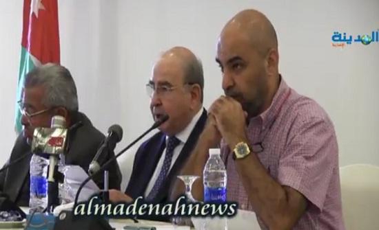 بالفيديو : طاهر المصري يكشف سبب عزوف الأردنيين من أصل فلسطيني عن المشاركة في الانتخابات