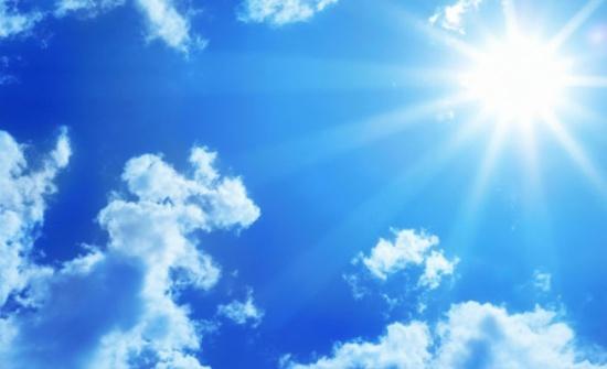الحالة الجوية ليوم الجمعة : حار نسبي