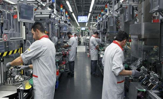 2.0% ارتفاع الرقم القياسي لكميات الإنتاج الصناعي لشهر آذار