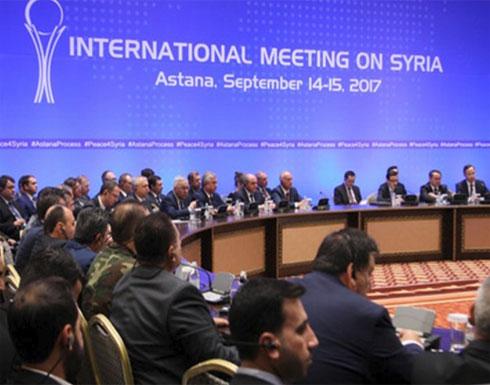 تركيا تعلن نيتها عقد محادثات بعد سوتشي بشأن سوريا