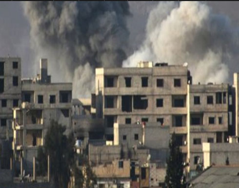 بدء إجلاء حالات حرجة من الغوطة.. واستمرار تقدم النظام وغاراته