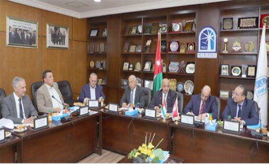 وفد تجاري أردني لتقصي الفرص الاقتصادية في تونس