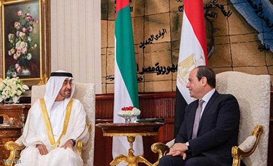 السيسي: نتضامن مع الإمارات والسعودية وأمنهما من أمن مصر