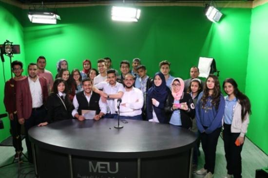 """طلبة مدارس ريتال: جامعة """"الشرق الأوسط"""" طموحنا الأكاديمي"""