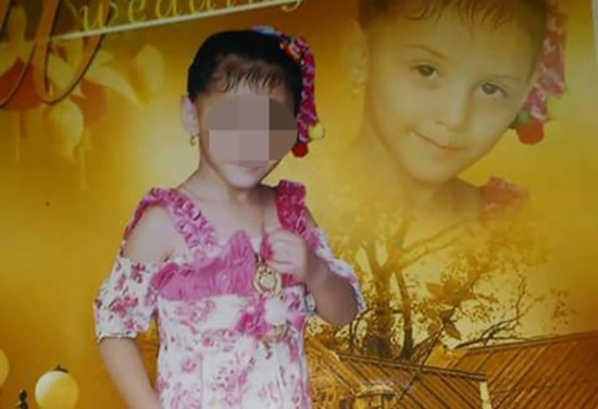 بالصور: قتلها ومشى بجنازتها.. تفاصيل أبشع جريمة أودت بطفلة بسبب قلة المال !