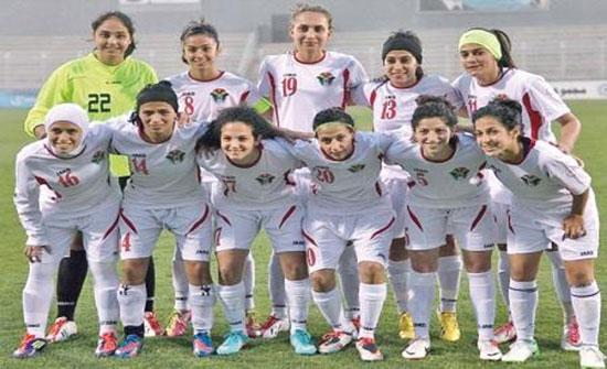 منتخب السيدات في المجموعة الثانية بالتصفيات الاولمبية