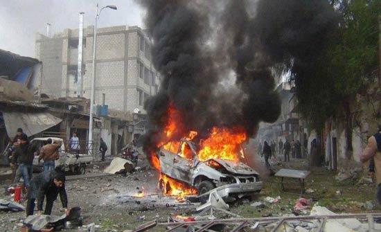 العراق: تفجير يستهدف نقطة تفتيش في تكريت - المدينة نيوز