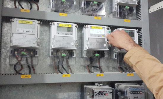 2009 حالات عبث واستجرار للطاقة الكهربائية العام الماضي
