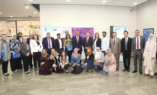 """أمانة عمان وبرنامج  UNDP يوقعان اتفاقية"""" قلب عمان """""""