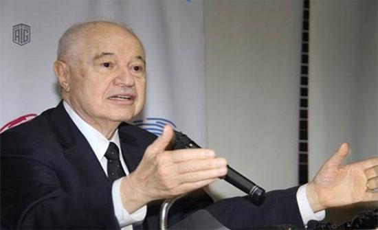 اختيار أبوغزاله رئيسا لفريق عمل منطقة المتوسط والعربي في المنظمة الأوروبية المتوسطية الافريقية
