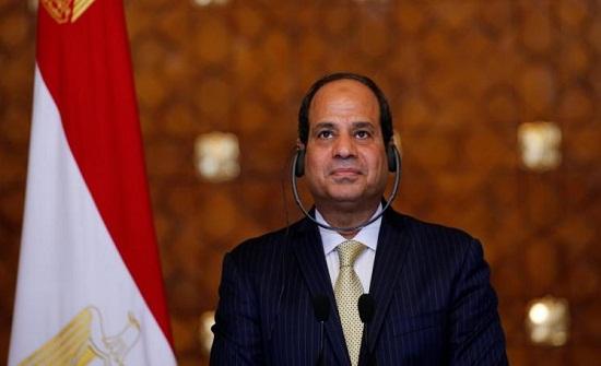 السيسي: مصر لن تحارب أشقاءها أبدا