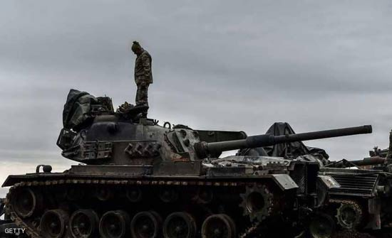 """تركيا تتعهد بإجراءات جديدة """"على أرض عفرين"""""""