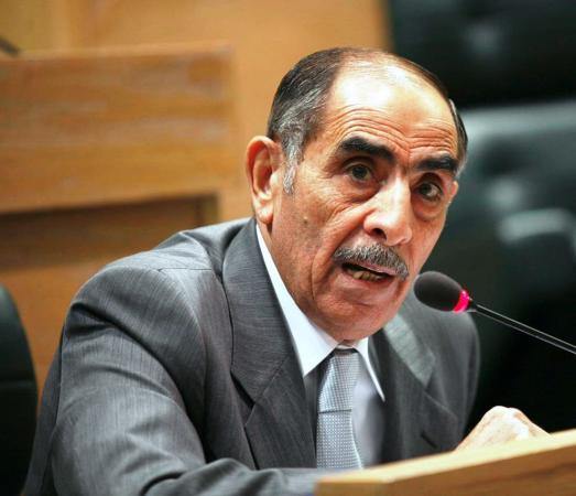 الزعبي يلتقي امين عام مجلس وزراء الداخلية العرب