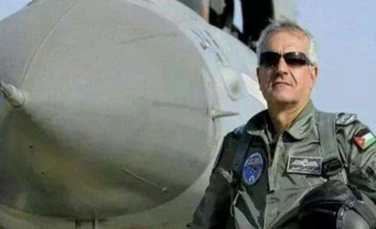 رئيس هيئة الأركان المشتركة يستقبل قائد القوات الجوية المركزية الاميركية