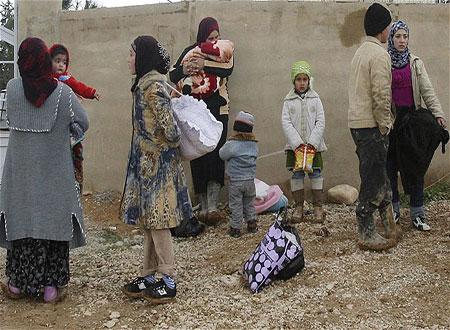 """"""" اليونسكو """" : تعامل الأردن مع اللاجئين ممتاز"""