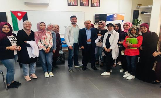 """""""عمان العربية"""" تعقد دورة التسويق الدوائي"""