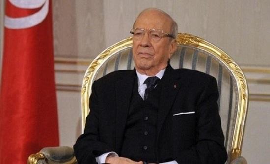 وفاة الرئيس التونسي السبسي
