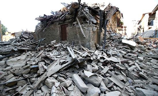 الأردن  : تحديد 34 وزارة ومؤسسة لمواجهة الزلازل بقيادة المبيضين