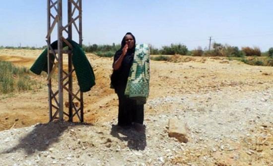 بالفيديو-  لن تصدق هذه القرية المصرية محرمة على الرجال