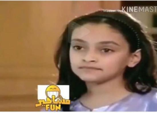 بالفيديو - هذه الطفلة أصبحت نجمة خليجية في غاية الجمال