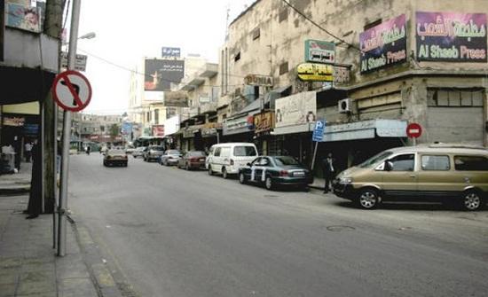 إربد: 3 آلاف محل تجاري مهددة بالإغلاق