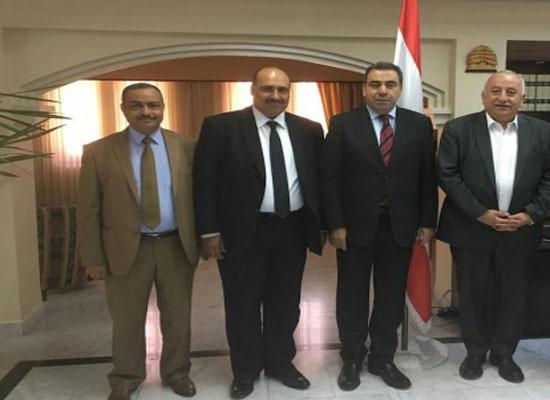 النائب رمضان: معنيون بتعزيز علاقات التعاون مع مجلس النواب اللبناني