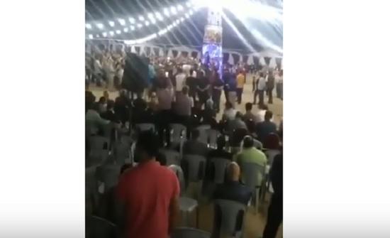بالفيديو  .. فريحات : اصحاب اجندات يشككون بنزاهة ابو غاصب
