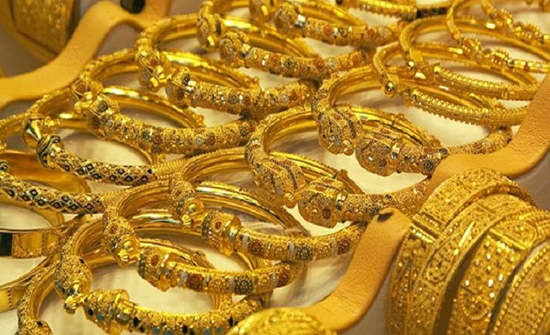 9ر30 دينار سعر غرام الذهب بالسوق المحلية