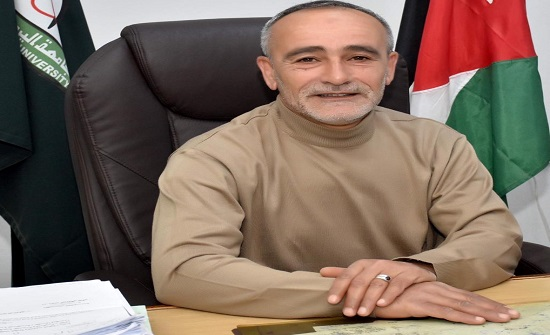 المحافظة مديرا لدائرة اللوازم باليرموك