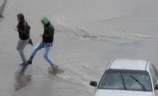 السبت :  أجواء باردة مع احتمال تساقط زخات من الامطار