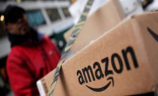 """""""أمازون"""" تحاول السيطرة على سوق التجارة الإلكترونية حول العالم"""