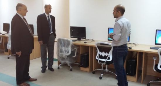اليرموك تحسن الخدمات الالكترونية ووصولية الحاسوب للأشخاص ذوي الاحتياجات الخاصة