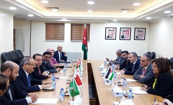 توافق على جدوى الربط الكهربائي الخليجي بأوروبا عبر الأردن ومصر