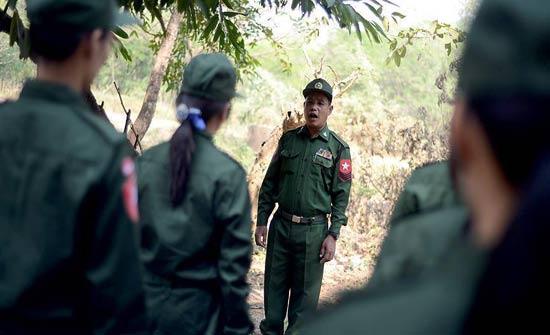 """محكمة عسكرية في ميانمار تقضي بسجن 6 جنود لقتلهم مدنيين بولاية """"كاشين"""""""