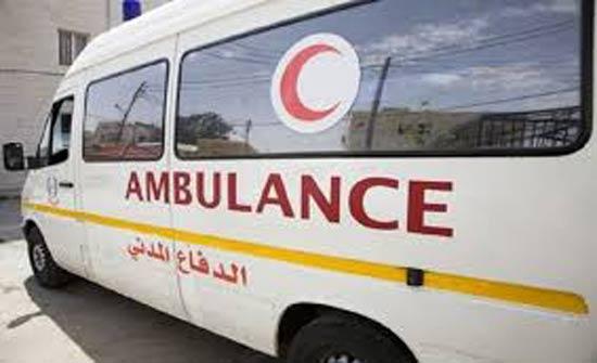 ثلاث اصابات بحادث سير في الكورة