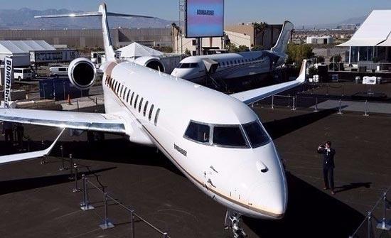 بالصور.. تعرف إلى أضخم طائرة سفر خاصة في العالم