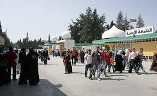 """أساتذة """"شريعة الأردنية"""" يتبرعون لتجديد قاعات تدريسية"""
