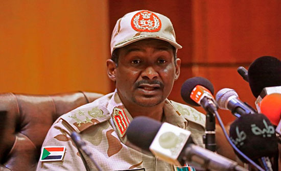 حميدتي: لم نستثمر التغيير في السودان بشكل صحيح