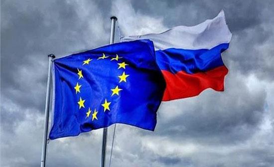 تمديد العقوبات الأوروبية على روسيا لمدة عام