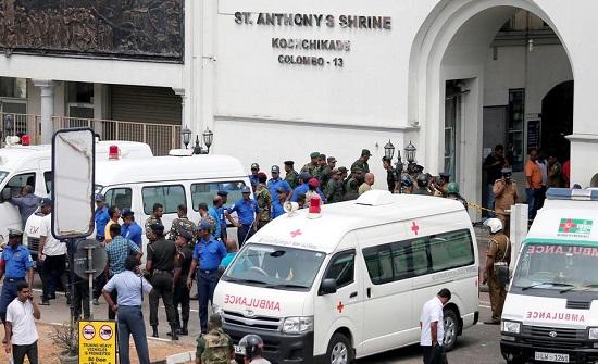 """العمل الإسلامي"""" يدين الهجوم الإرهابي على الكنائس في سريلانكا"""