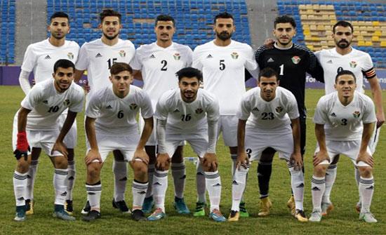 المنتخب الاولمبي يلتقي نادي شباب الاردن غدا