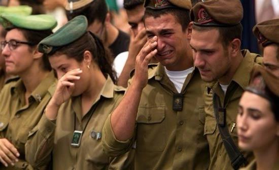 الانتحار السبب الأول للجنود الإسرائيليين