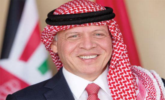 الملك يصل الى بغداد في زيارة رسمية