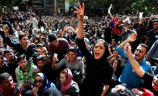 اللجنة البريطانية من أجل حرية إيران تطالب بالإفراج الفوري عن المحتجين