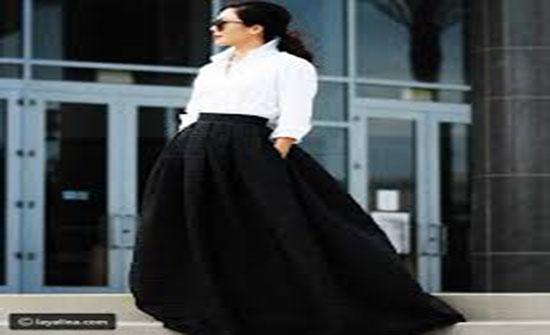 بالصور: أزياء محتشمة تناسب السهرات في 2019